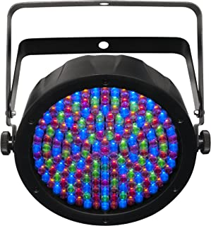 CHAUVET DJ LED Lighting, BLACK (SlimPAR64 RGBA)