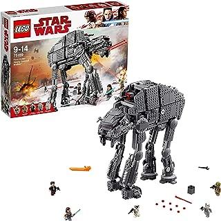 LEGO Star Wars Episode VIII First Order Assault Walker Building Set