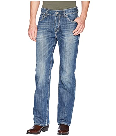 Rock and Roll Cowboy Double Barrel in Dark Wash M0S8553 (Dark Wash) Men