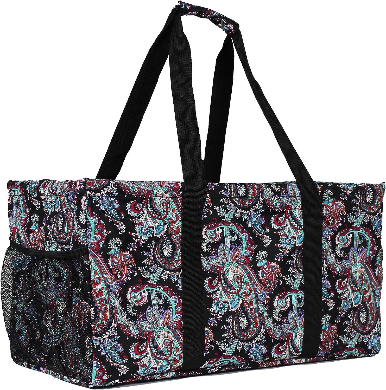 World Traveler Women's 23  Collapsible Trunk Bag - Paisley