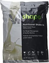 ViSalus Nutritional Shake Mix Sweet Cream Flavor 22 Ounces (4 Bags, 96 Meals)
