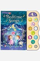 Bedtime Songs: 11-Button Interactive Children's Sound Book (Early Bird Song) Hardcover
