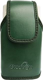グリーンオン専用ソフトケース 合成皮革製専用ケース カラー/緑