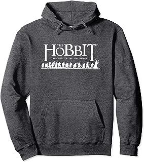 Hobbit Walking Logo Pullover Hoodie