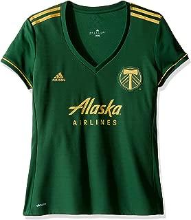 adidas MLS Womens Replica S/S Wordmark Jersey