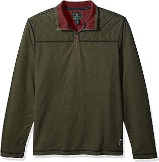 Men's Mountain Fleece Long Sleeve 1/4 Zip Pullover