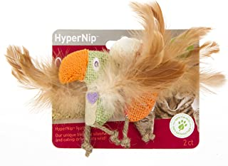Petlinks HappyNip Catnip Cat Toys with Exciting Silvervine and Catnip