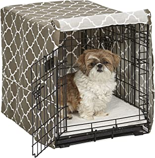 dog crate wood cover