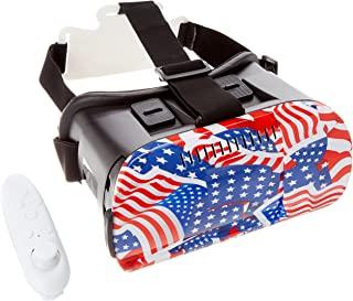 Arsenal Gaming VR Kit Virtual Reality Viewer with Interactive Remote USA Design