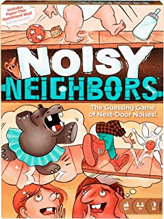 Silicon Valley Startups Game Noisy Neighbors Multicolor