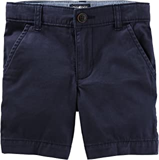 OshKosh B'Gosh Boys' Kids Stretch Flat Front Short