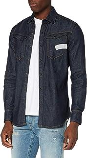 G-STAR RAW ARC 3D-AW Slim Camisa para Hombre