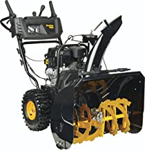 Poulan Pro 961920073 208cc 2-Stage Electric Start Snow Thrower, 27-Inch  (Older Model)
