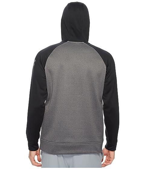 Under Block Pullover Fleece Heather Color Armor Negro Armour Carbon Hoodie gwIqrg