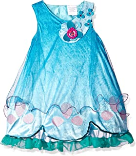 Trolls Poppy Dress, Blue