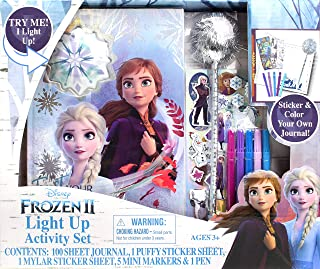 Tara Toy Frozen 2 Light Up Activity Set