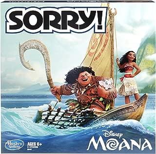 Sorry! Game: Disney Moana Edition