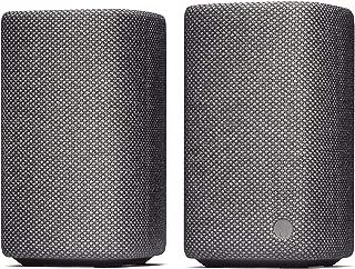 Cambridge Audio Yoyo (M) Portable Stereo Bluetooth Speakers - Dark Grey
