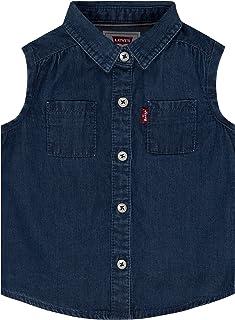 Baby Girls' Short Sleeve Shirt