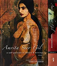 Amrita Sher-Gil: A Self-Portrait in Letters and Writings [two-volume cased set]
