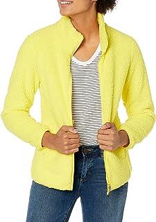 Amazon Essentials Polar Fleece Lined Sherpa Full-zip Jacket - fleece-outerwear-jackets Mujer
