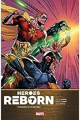 Heroes Reborn #7 (of 7) (Heroes Reborn (2021)) Kindle Edition