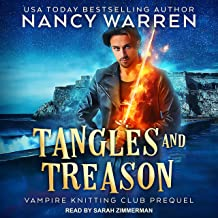 Tangles and Treason: Vampire Knitting Club, Book 0.5