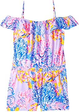 Lilly Pulitzer Kids - Emoni Romper (Toddler/Little Kids/Big Kids)