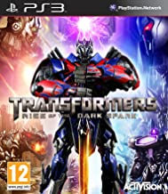 PS3 TRANSFORMERS - RISE OF THE DARK SPARK