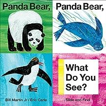 Panda Bear, Panda Bear, What Do You See? (Slide and Find)