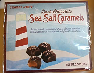 Best trader joe's dark chocolate covered caramels Reviews