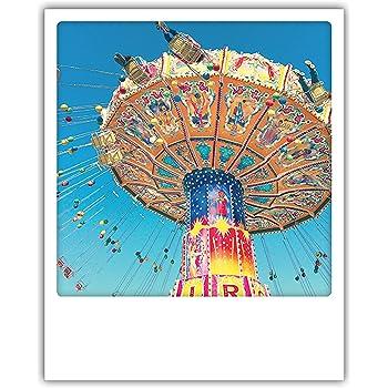 Cartes Postales de haute qualit/é dans un style r/étro motif M/ünchen PolaCards de Pickmotion wiesn wirbel