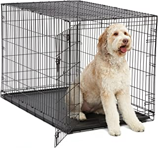 custom built dog crates