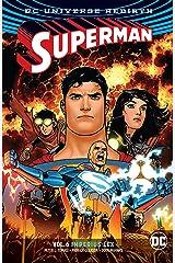 Superman (2016-2018) Vol. 6: Imperius Lex Kindle Edition