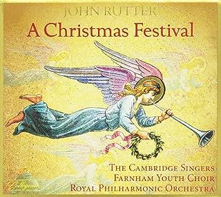 john rutter a christmas festival