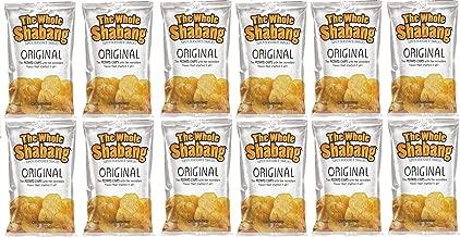 WHOLE SHABANG ORIGINAL WHOLE SHABANG CHIPS 12-Pack (6 oz. bags)