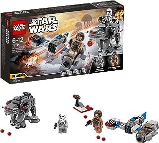 Lego Star Wars Microfighter 75195 Ski Speeder Vs.