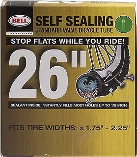self sealing mountain bike tubes