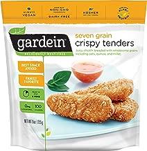 Gardein Seven Grain Crispy Tenders, Meatless Protein Packed Strips, Ready in 8 Minutes, 9 Ounces (Frozen)