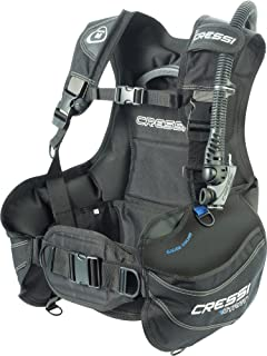 Cressi Durable Start Jacket Style BCD for Scuba Diving: Designed in Italy since 1946