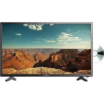 Blaupunkt BLA-32/138O-GB-11B4-EGDP-UK 32-Inch HD Ready LED TV with Freeview HD, Built-in DVD player, 3 x HDMI, SCART, USB Record