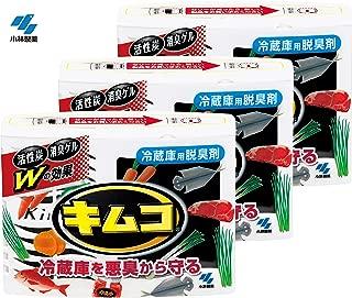 【まとめ買い】キムコ 冷蔵庫脱臭剤 冷蔵庫用 効き目約6ヶ月×3個