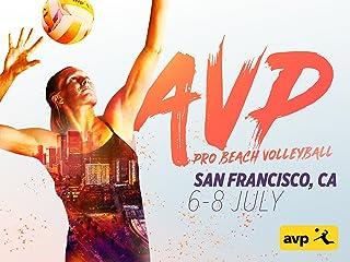 2018 AVP San Francisco Open – Pro Beach Volleyball