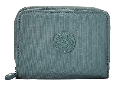 Kipling Money Love RFID Wallet (Light Aloe) Handbags