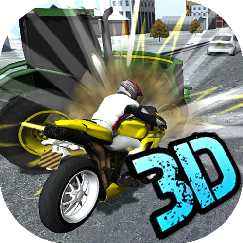 City Dirt Bike Motocross Rally Mayhem 3D 2015