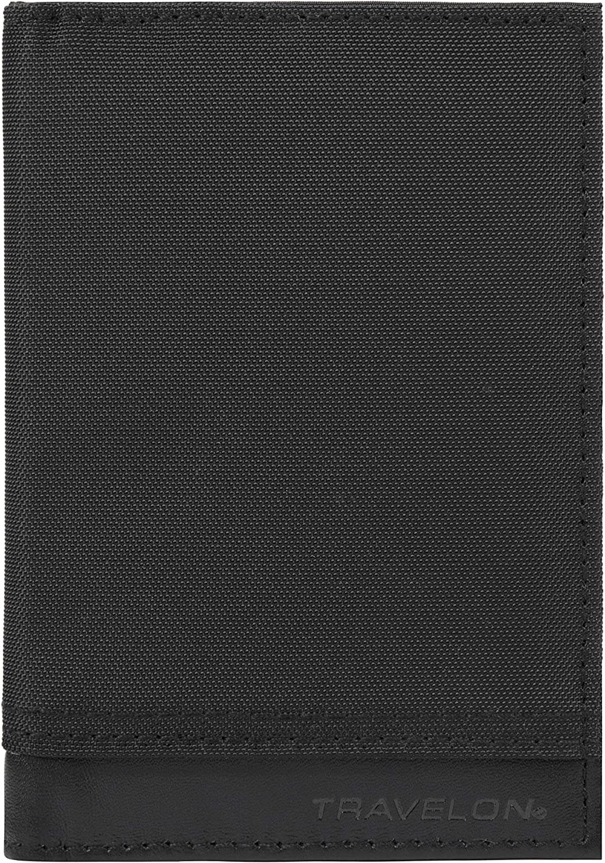 fivekim Shiny Passport Holder Wallet RFID Blocking Case for Passport Travel Cover Case Multifunctional Passport Bag Golden