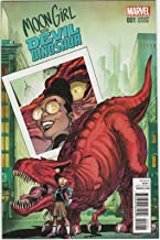 MOON GIRL And DEVIL DINOSAUR #1 (1:25 Variant)
