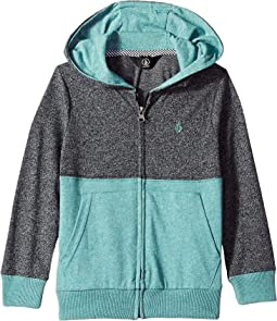 Wowzer Color Block Hooded Zip-Up (Toddler/Little Kids)