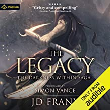 The Legacy: The Darkness Within Saga, Book 1