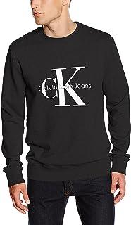 Calvin Klein Jeans Men's Crew Neck HWK Sweatshirt